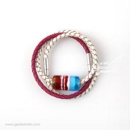 دستبند شیشه ای تلاطم آرتیش زر و زیور