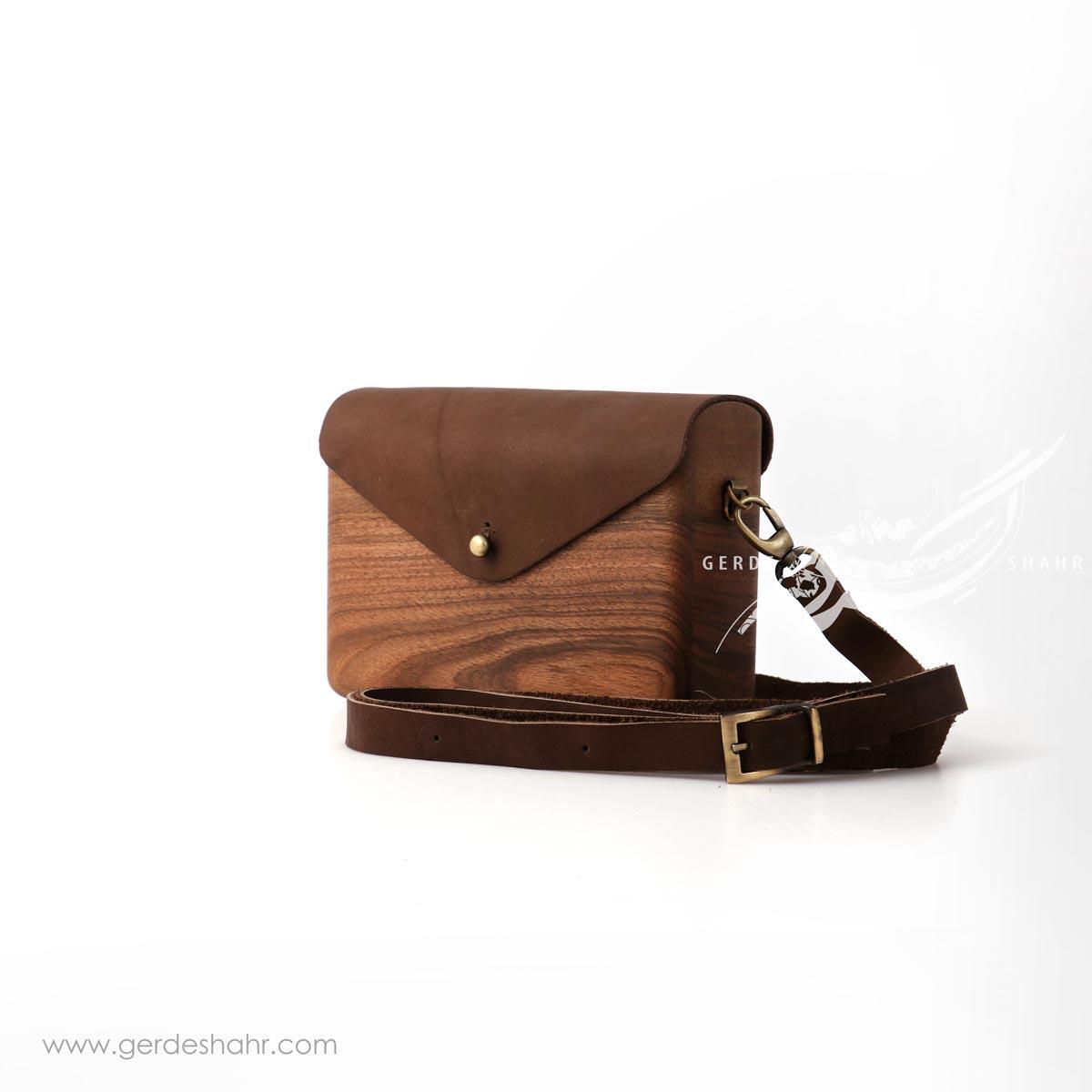 کیف چوبی طبیعت کوچک اورس گنجه رخت