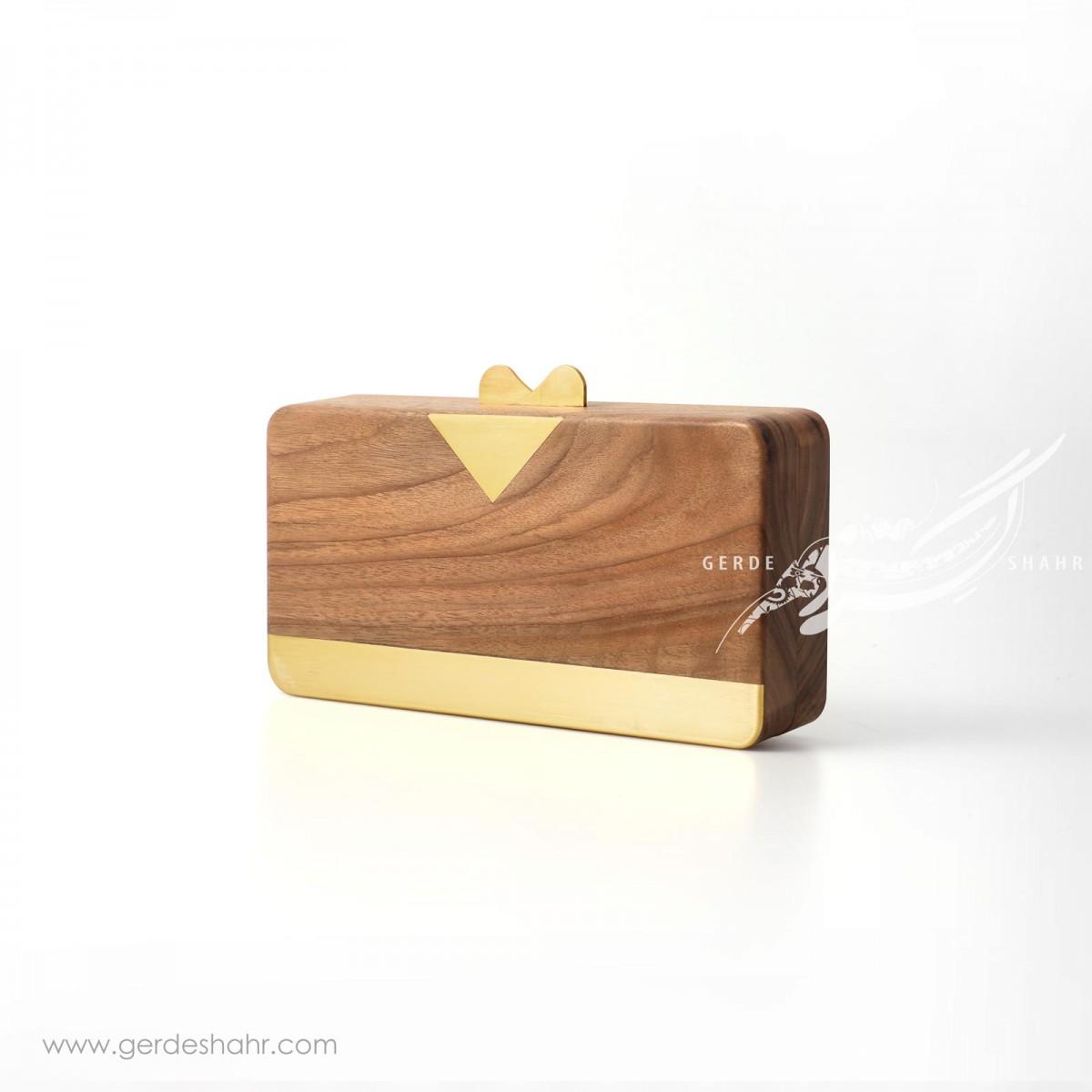 کیف چوبی ملکه اورس   گنجه رخت
