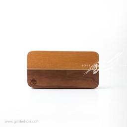 کیف چوبی جلوه اورس گنجه رخت