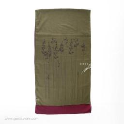 شال سبز چنارستان طهران عرض 50 گدار گنجه رخت