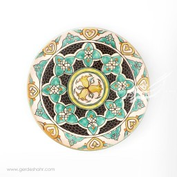 بشقاب گلبان گل محمدی محصولات