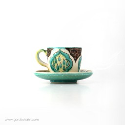 فنجان نعلبکی ترنم گل محمدی محصولات