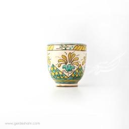 ماگ سرامیکی گل افشان گل محمدی محصولات