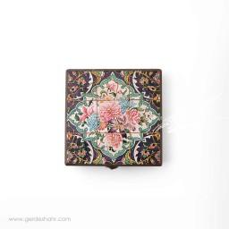 جعبه چوبی کتابی دریچه هفتگان اکسسوری