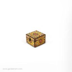 جعبه چوبی گل سرخ سایز 10 هفتگان جعبه و صندوقچه