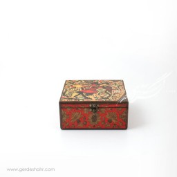 جعبه چوبی ملک سایز 20 هفتگان محصولات