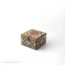 جعبه چوبی گلشن سایز 15 هفتگان اکسسوری