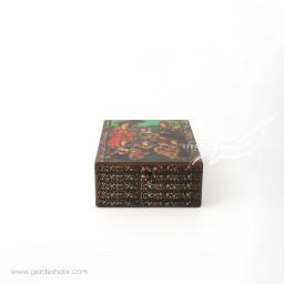 جعبه چوبی یوسف و زلیخا سایز 20*25 هفتگان جعبه و صندوقچه
