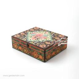 جعبه چوبی دریچه سایز 25*30 هفتگان محصولات