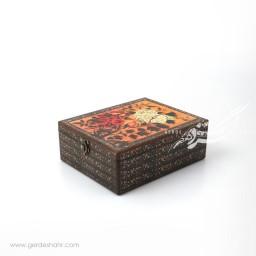 جعبه چوبی کوچ سایز 25*20 هفتگان محصولات