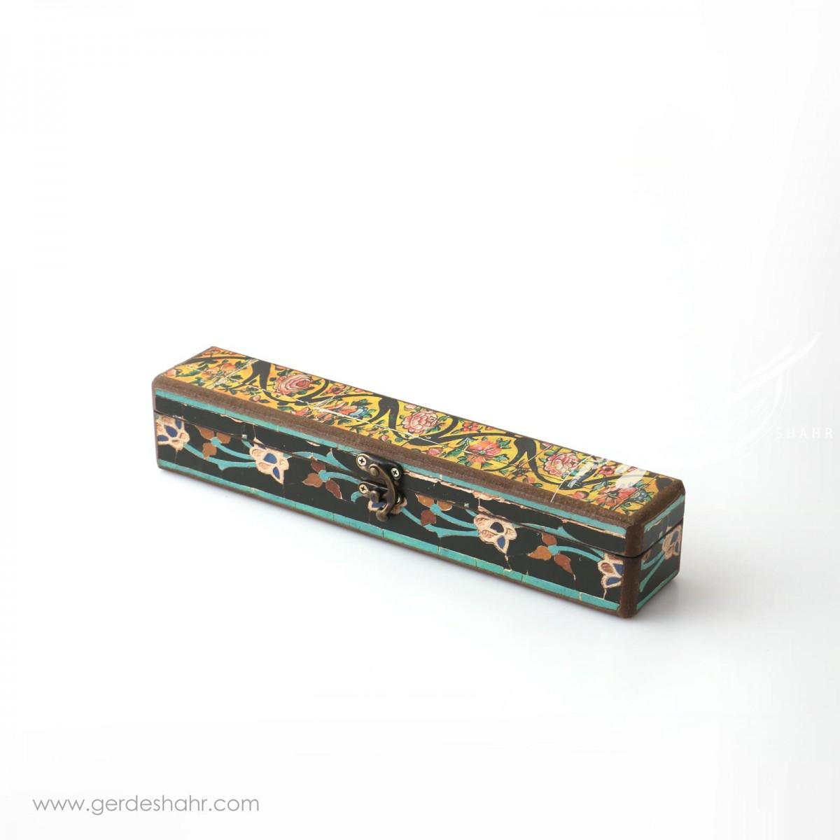 جاقلمی چوبی اسلیمی هفتگان محصولات