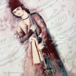 تابلو دیواری مجموعه قاجار شماره 1 هیرا محصولات