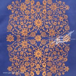 کاور کوسن مربع آبی گلستانه هیرا محصولات