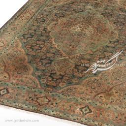 فرش زرنیم ماهی 40 رج قدیم ایلیاتی محصولات