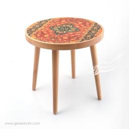 میز کوچک رویای بهشت کاشان کارمان محصولات