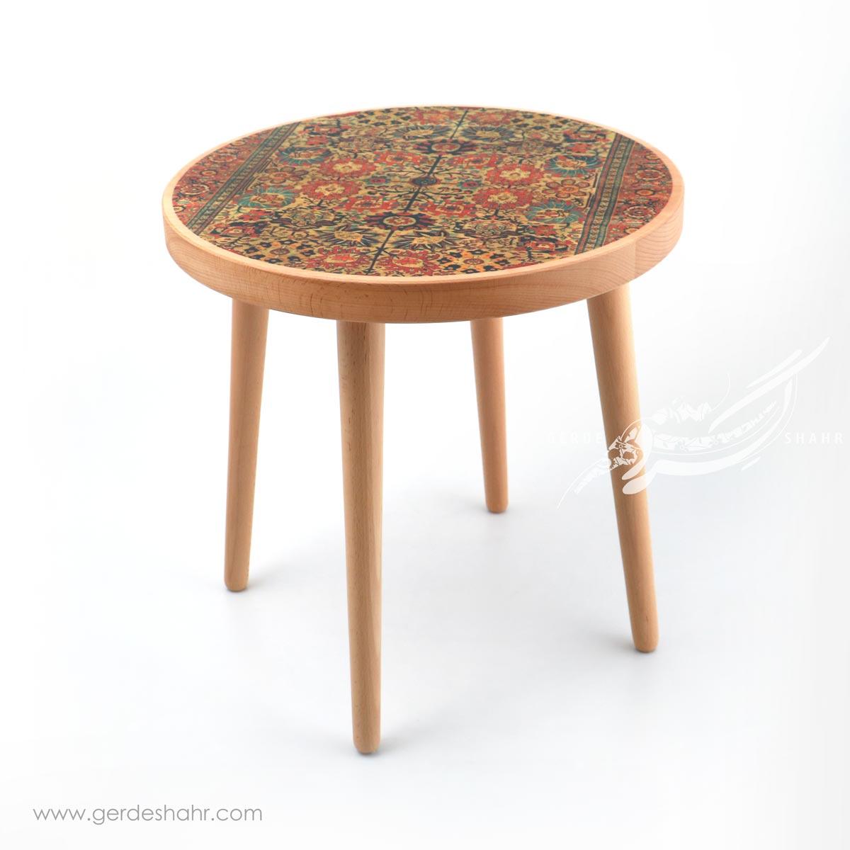 میز کوچک رویای بهشت صباغ کارمان محصولات