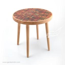 میز کوچک رویای بهشت بختیاری کارمان محصولات