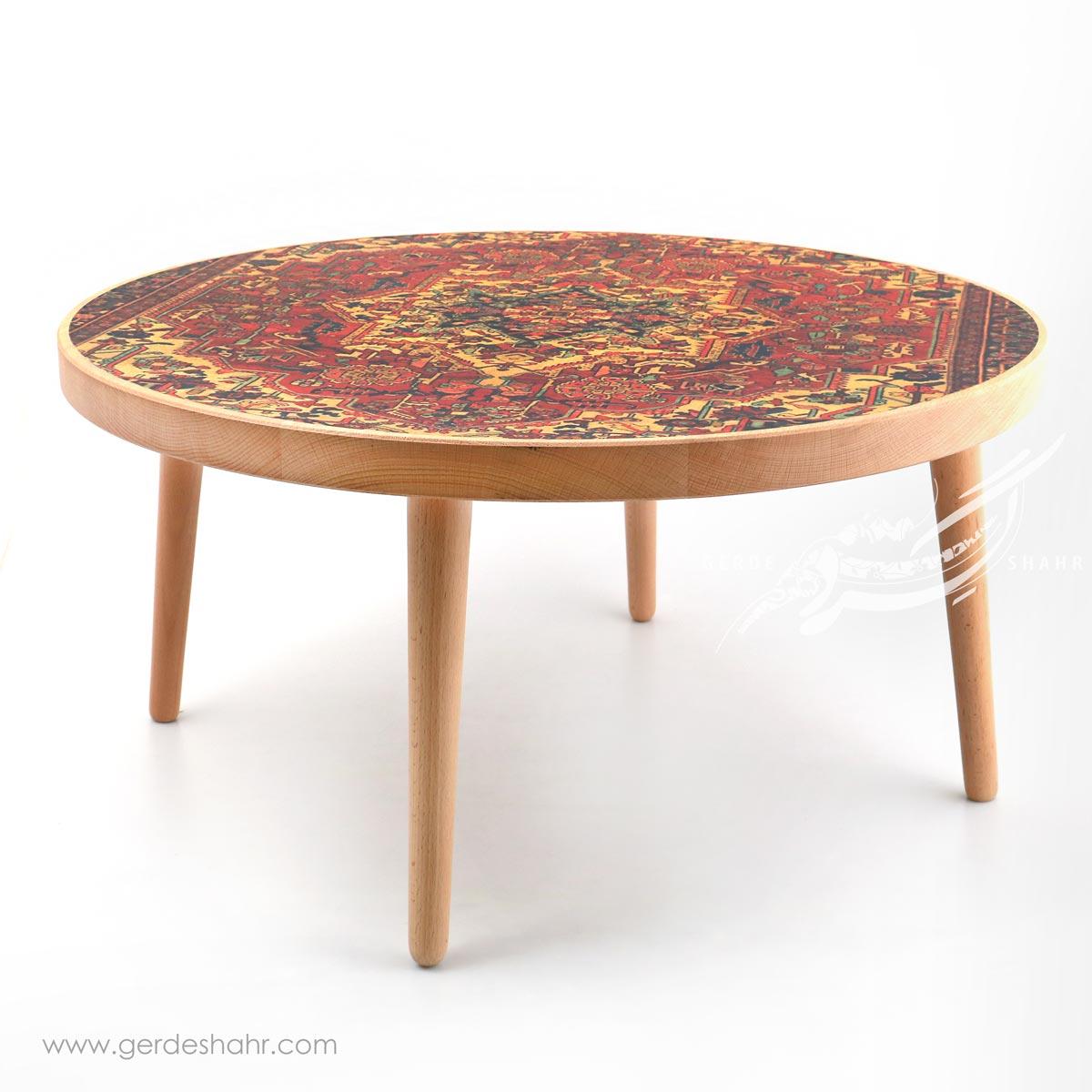 میز بزرگ رویای بهشت هریس کارمان محصولات