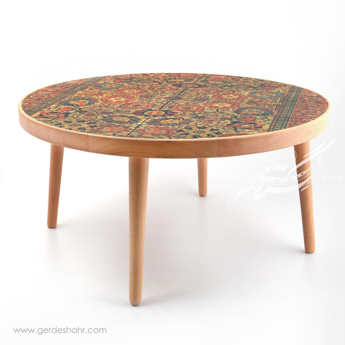 میز بزرگ رویای بهشت صباغ کارمان محصولات