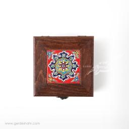 جعبه چوبی کاشی طرح 1 کیمیاگر محصولات