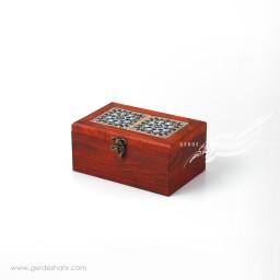 جعبه چوبی کاشی طرح 8 کیمیاگر محصولات