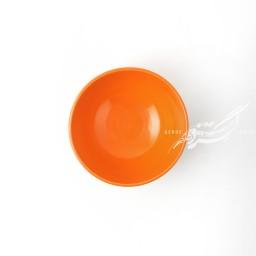 کاسه نارنجی سایز 14 ماه فروز محصولات
