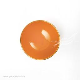کاسه نارنجی رودین ماه فروز محصولات