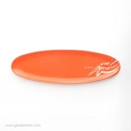 دیس بزرگ نارنجی ماه فروز محصولات