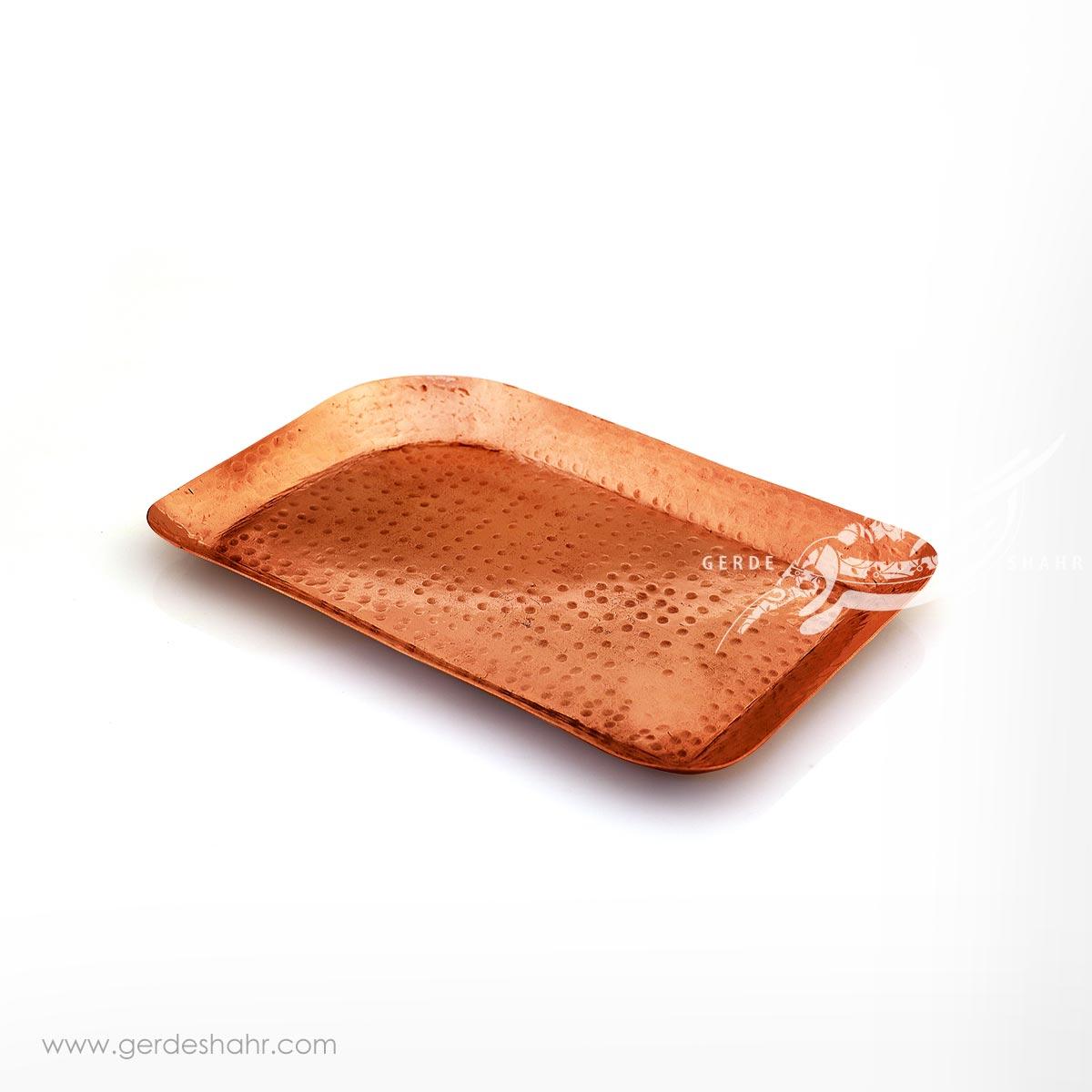 دیس مستطیل مسی متوسط مسینو محصولات