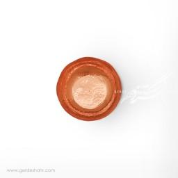 ظرف پایه دار مسی سایز کوچک مسینو محصولات