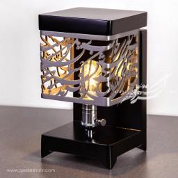 چراغ رومیزی کالیگرافی زندگی نماد محصولات