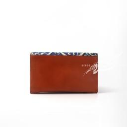 کیف دستی لاجورد چرم نیکو محصولات