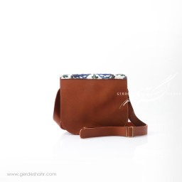 کیف گلجام 2 چرم نیکو گنجه رخت