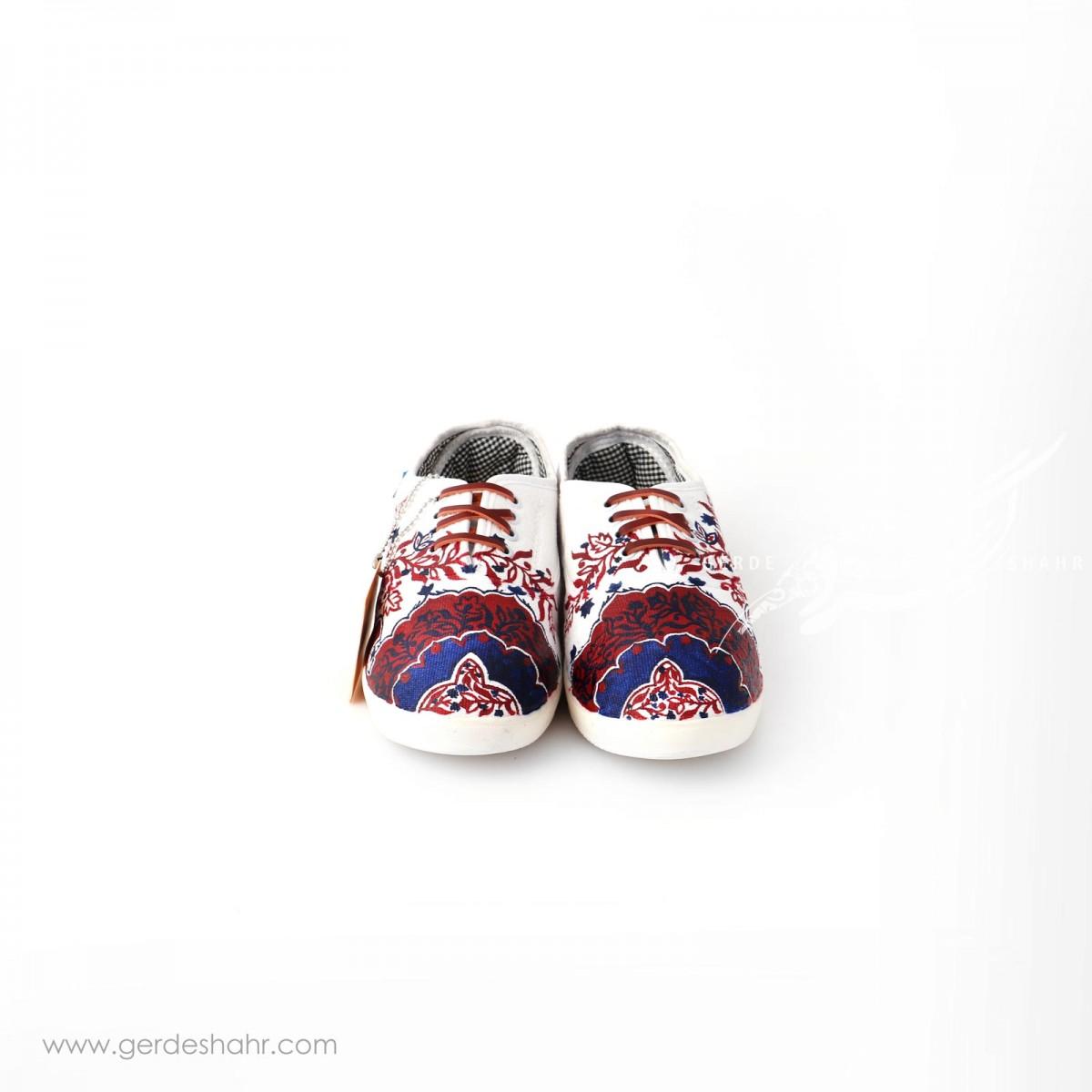 کفش سرخ دانه رد گنجه رخت