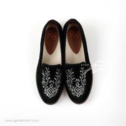 کفش مشکی کرشمه رد گنجه رخت