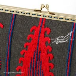 کیف دستی سرو سرخ راژانه گنجه رخت