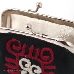 کیف پول نمد گلستان راژانه گنجه رخت