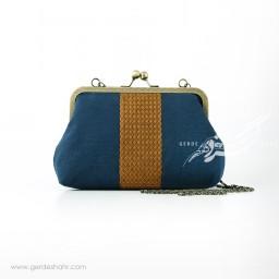 کیف بنددار لوزی راژانه گنجه رخت