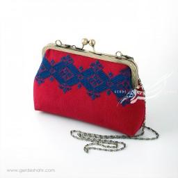 کیف بنددار چهارپر راژانه گنجه رخت