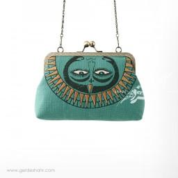 کیف بنددار خورشید راژانه گنجه رخت