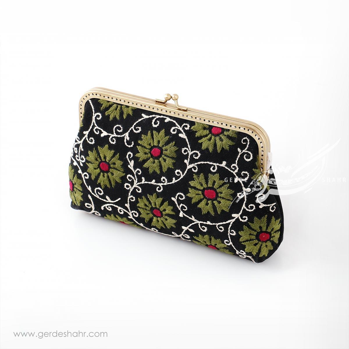 کیف دستی گل آفتابگردان راژانه گنجه رخت