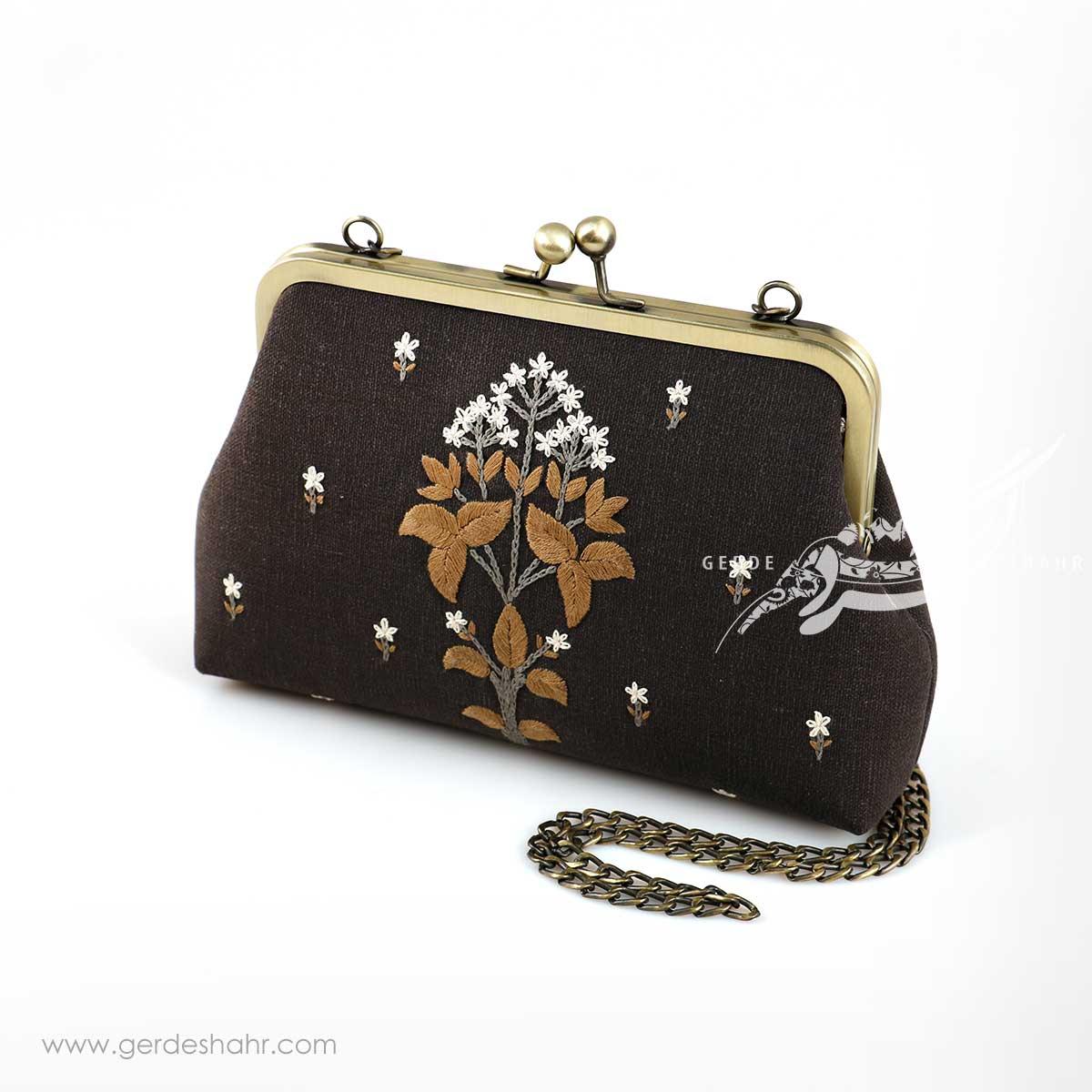 کیف بنددار دودی اربال راژانه گنجه رخت