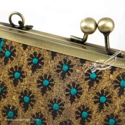 کیف بنددار دودی قلمکار دشت راژانه گنجه رخت