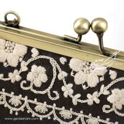 کیف بنددار دودی دیبا راژانه گنجه رخت