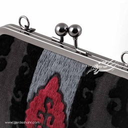 کیف بنددار دودی سرو بخارا راژانه گنجه رخت