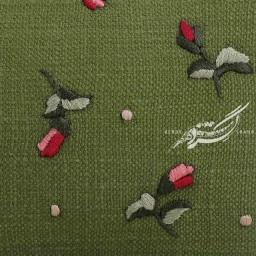 کیف بند دار زنانه مدل غنچه سبز راژانه - rajane