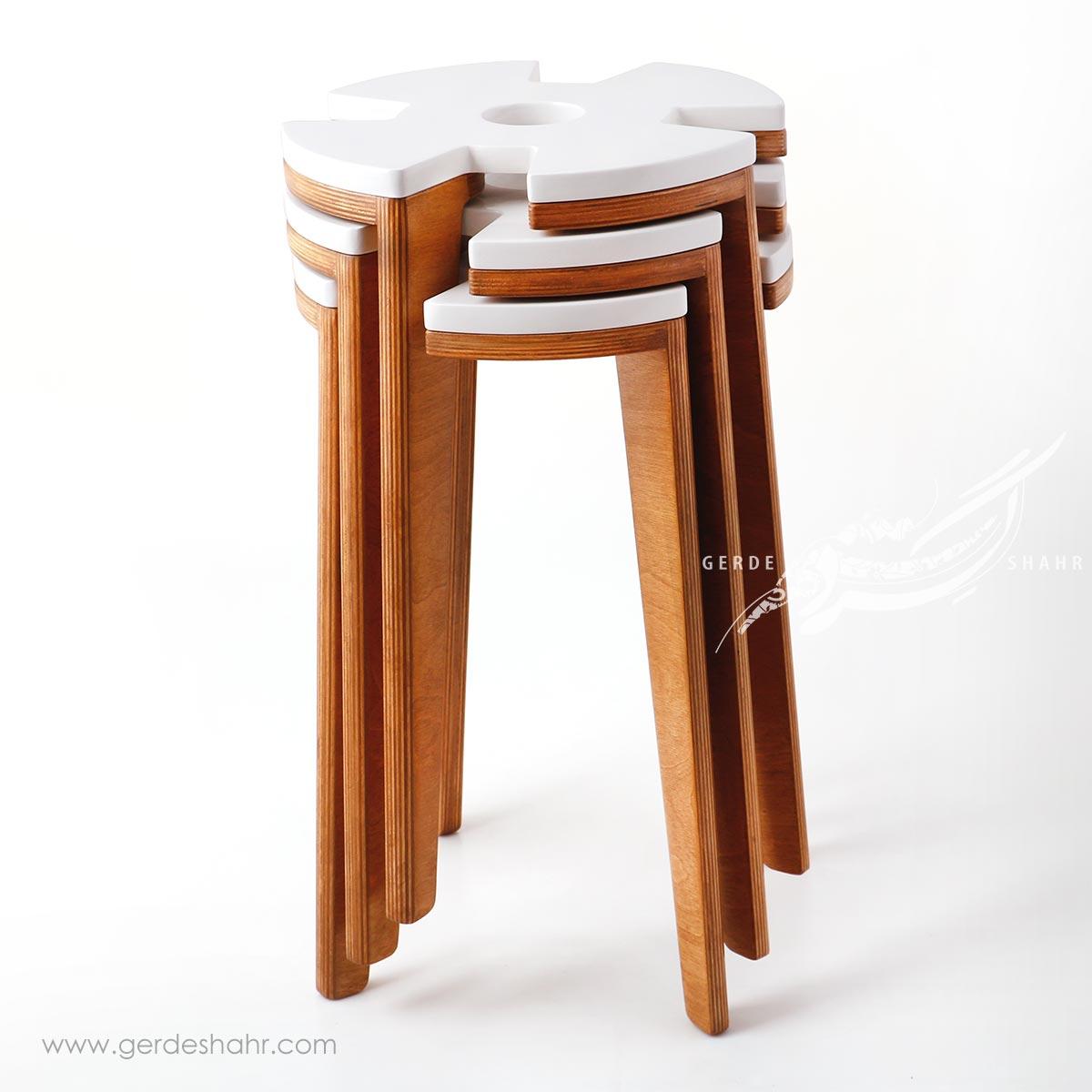 چهارپایه سه عددی ریتون محصولات