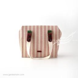 کیف سرخ پود سازاد گنجه رخت