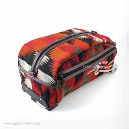 چمدان گلیم طرح 7 سان ست